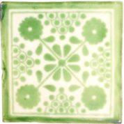 damask green