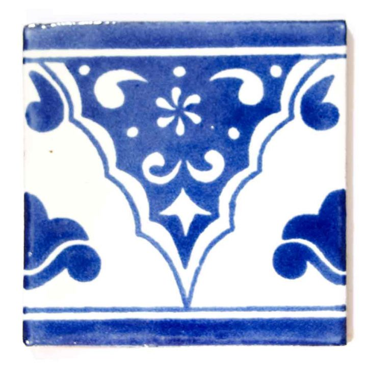sierra azul hand made tiles