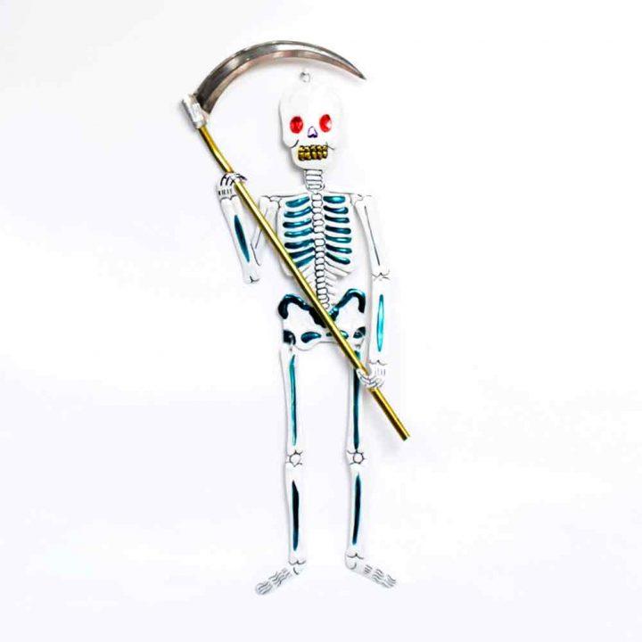 tin skeleton