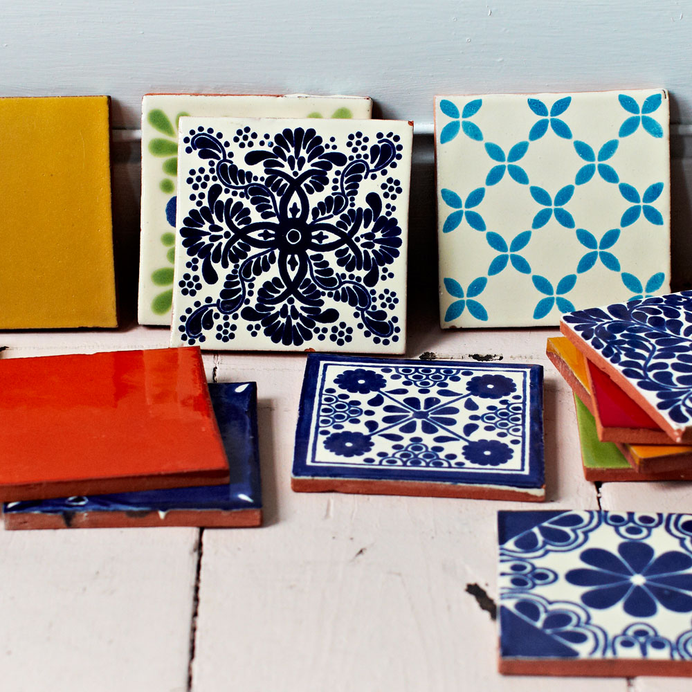 Handmade ceramic tiles uk