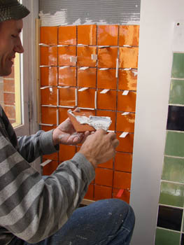 frequently asked questions tiling with hand made tiles