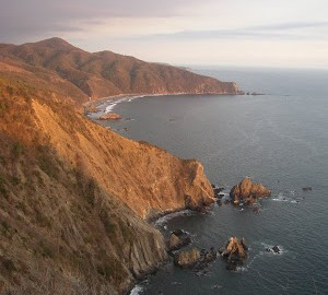 The Pacific Coast – Paradise Route