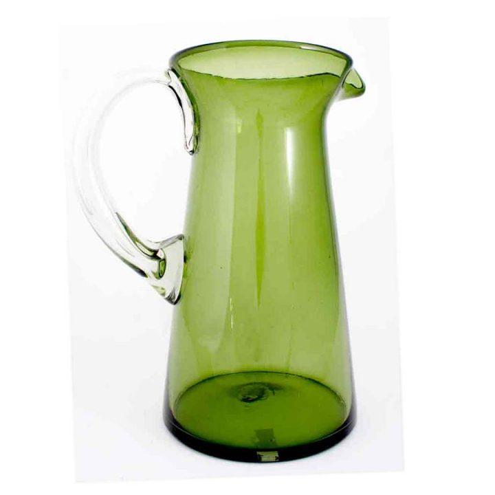 olive lechero jug