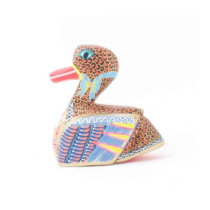 Marie Jimenez duck