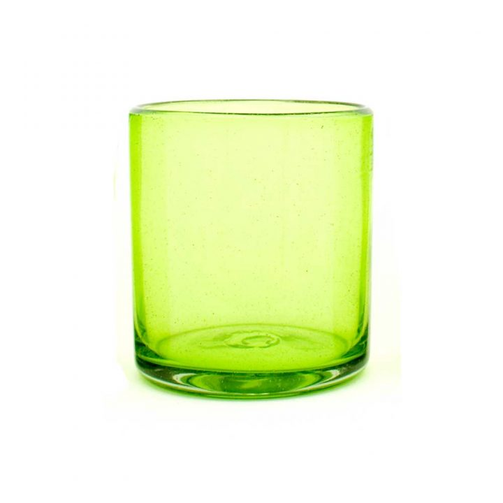 Lime green roca tumbler